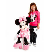 "Disney Minnie Mouse Large 30"" Plush"