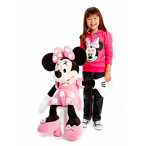 "Disney Minnie Mouse Large 30"" Plush"