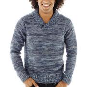 Silverlake Shawl-Collar Sweater