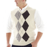 Dockers® Argyle Vest–Big & Tall