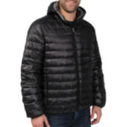 R&O Down Puffer Jacket–Big & Tall