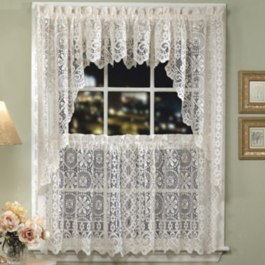 jcpenney.com | Hopewell Kitchen Curtains