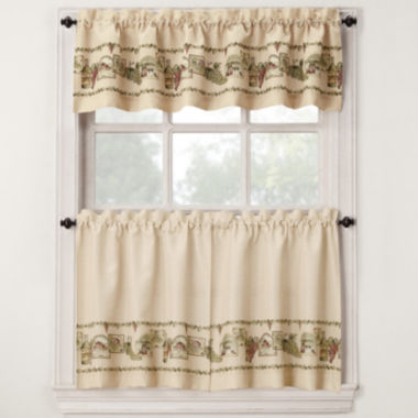 jcpenney.com | Bordeaux Kitchen Curtains