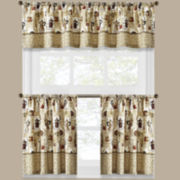 Coffee Shoppe Kitchen Curtains