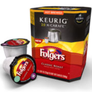 K-Carafe™ 8-ct. Folger's Classic Roast® Coffee Pack