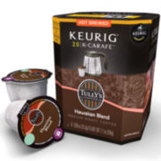 K-Carafe™ 8-ct. Hawaiian Blend by Tully's® Coffee Pack