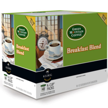 jcpenney.com | Keurig® K-Cup® Breakfast Blend by Green Mountain Coffee® 48-ct. Coffee Pack
