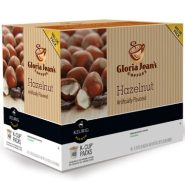 jcpenney.com | Keurig® K-Cup® Gloria Jeans® Hazelnut 48-ct. Coffee Pack