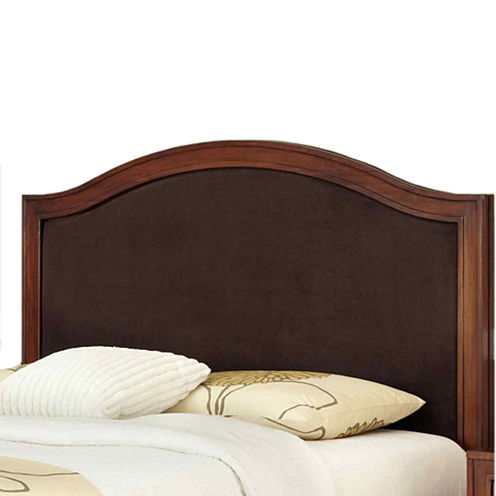 Claremore Camelback Upholstered Headboard