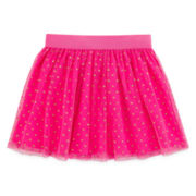 Okie Dokie® Glitter Tutu - Preschool Girls 4-6x
