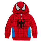 Spider-Man Hoodie - Toddler Boys 2t-5t