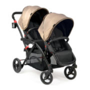 Contours Options Elite Tandem Stroller - Sand
