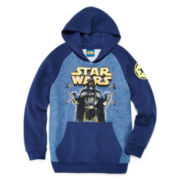 Star Wars Raglan Fleece Hoodie - Boys 8-20