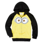 Despicable Me Minion Fleece Hoodie - Preschool Boys 4-7
