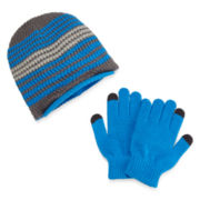 Hat and Glove Set - Boys 8-20