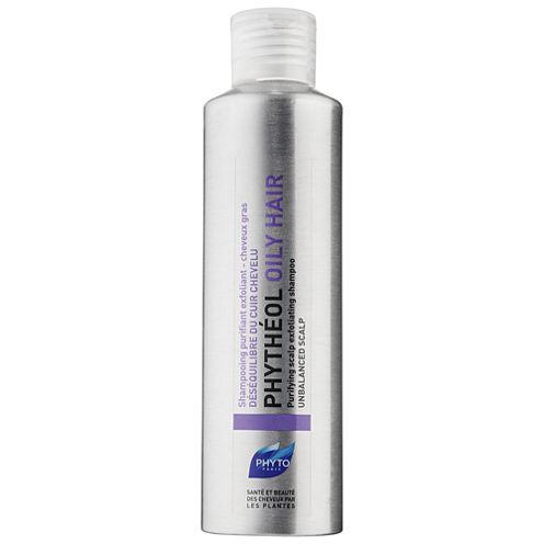 Phyto Phythéol Oily Hair Scalp Exfoliating Shampoo