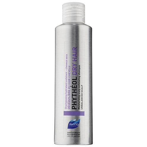 Phyto Phythéol Dry Hair Moisturizing Scalp Exfoliating Shampoo