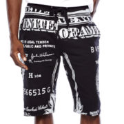 Switch® Money Printed Shorts