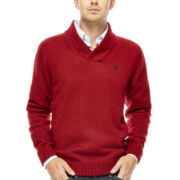 U.S. Polo Assn.® Crossover V-Neck Sweater