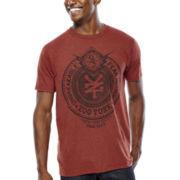 Zoo York® Grunge Cap Graphic T-Shirt