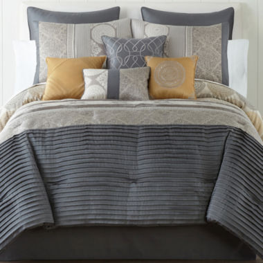 jcpenney.com | Home Expressions™ Celeste 10-pc. Comforter Set & Accessories