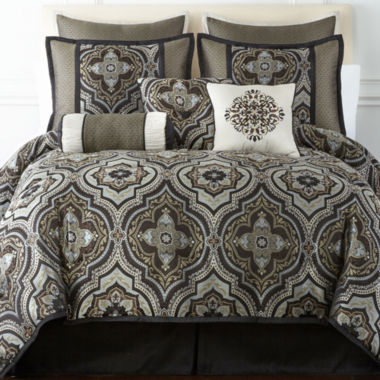jcpenney.com | Home Expressions™ Vincenzo 7-pc. Comforter Set & Accessories