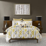 INK+IVY Sierra Ikat 3-pc. Duvet Cover Set