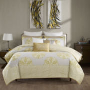 INK+IVY Melbourne 3-pc. Duvet Cover Set