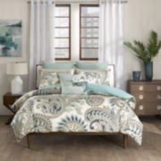 INK+IVY Mira Paisley 3-pc. Comforter Set