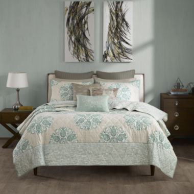 jcpenney.com | INK+IVY Melbourne 3-pc. Coverlet Set