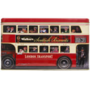 London Bus Assorted Cookie Tin