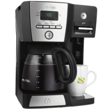 jcpenney.com | Mr. Coffee® Versatile Brew 12-Cup Programmable Coffee Maker  and Hot Water Dispenser BVMC-DMX85