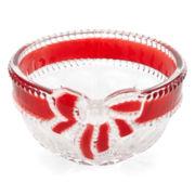 Mikasa® Ruby Ribbon Candy Dish