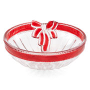Mikasa® Ruby Ribbon Host Serving Bowl