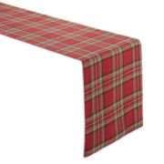 JCPenney Home™ Tartan Plaid Table Runner