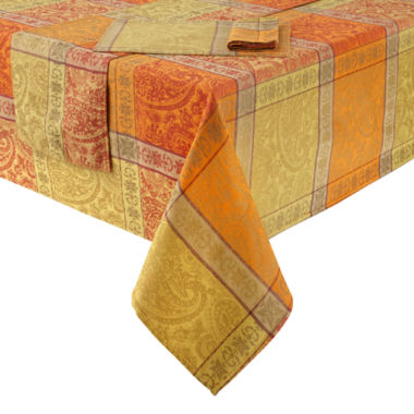 jcpenney.com | Arlee Provence Jacquard Table Linen Collection