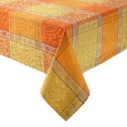 Arlee Provence Jacquard Tablecloth