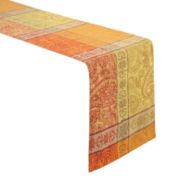 Arlee Provence Jacquard Table Runner