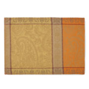 Arlee Provence Jacquard Set of 4 Placemats