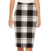Worthington® Scuba Pencil Skirt