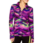 Xersion™ Long-Sleeve Half-Zip Pullover