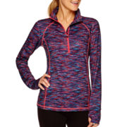 Xersion™ Long-Sleeve Half-Zip Pullover