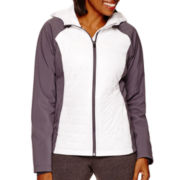 Xersion™ Soft Shell Puffer Jacket