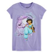 Disney Collection Jasmine Graphic Tee - Girls 2-12
