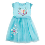 Disney Collection Frozen Dress - Girls 2-10