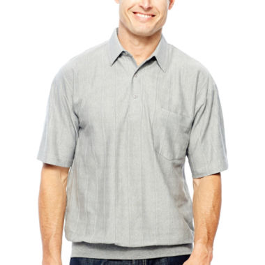 jcpenney.com | Palmland® Banded-Bottom Polo