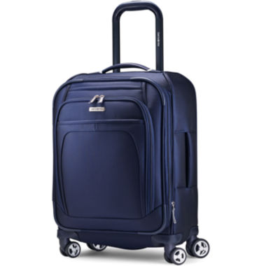 "jcpenney.com | Samsonite® Controll 3.0 21"" Carry-On Expandable Spinner Upright Luggage"