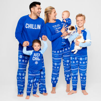 d5850b512b7b North Pole Trading Company Chillin Family Pajamas - JCPenney