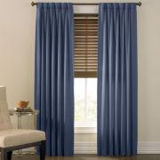 Prelude Pinch-Pleat Curtain Panel