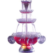 Nostalgia Electrics™ Lighted Party Fountain